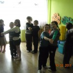 Zajęcia taneczne przy muzyce