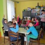 Uczestniczymy w ciekawych zajęciach edukacyjnych